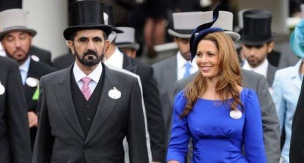 शेख मख्तूम की पत्नी ने ब्रिटेन में मांगी राजनीतिक शरण