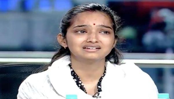 साक्षी मिश्रा को ट्विटर पर दी जान से मारने की धमकी!