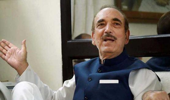 जम्मू-कश्मीर में भाजपा सरकार ने 'अंधा कानून' लागू किया: कांग्रेस