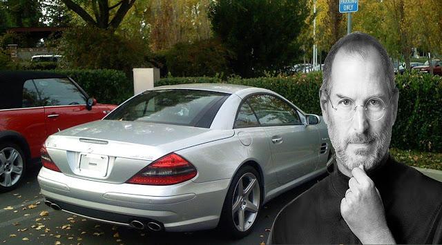 एप्पल के फाउंडर स्टीव जॉब्स की कार पर कभी क्यों नहीं लगी नंबर प्लेट?