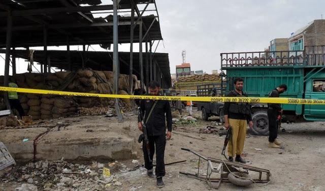 पाकिस्तान के बलूचिस्तान प्रांत में जोरदार बम धमाका, 3 की मौत
