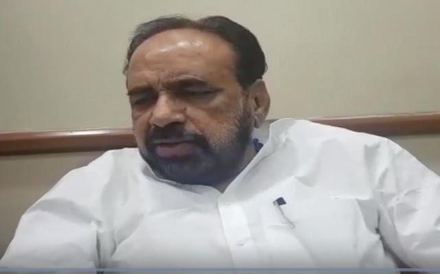 BJP नेता का विवादित बयान, बोले- हिंदुस्तान और पाकिस्तान के बीच में है उपचुनाव