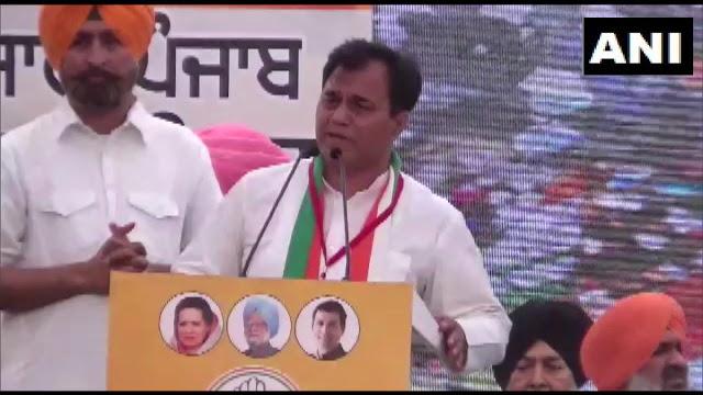 BJP सनी देओल की जगह सन्नी लियोन ले आए, नहीं रुकेगी कैप्टन की आंधी: चब्बेवाल