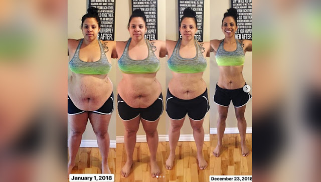 मात्र एक साल में घटाया 100 किलो वजन, देखकर दंग रह जाएंगे आप...