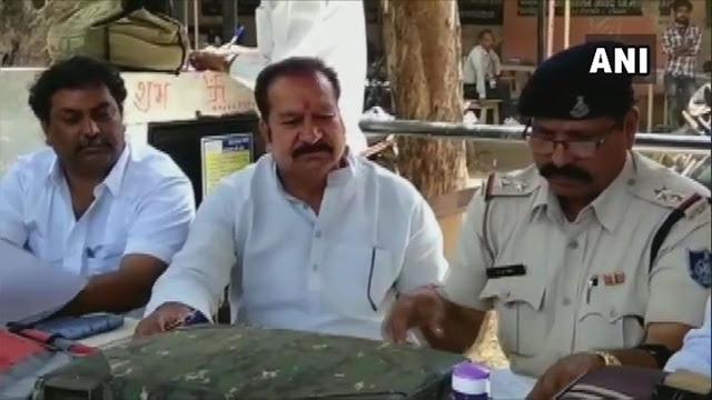 आचार संहिता के उल्लंघन पर कोर्ट ने BJP विधायक को भेजा जेल