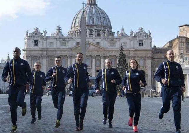 पहली बार ओलिम्पिक में शामिल होंगे पादरी और नन