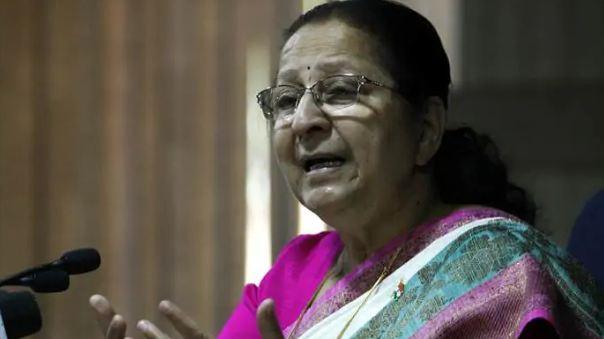 संसद का निचला सदन मेरी जिंदगी का हिस्सा बन गया है: सुमित्रा महाजन