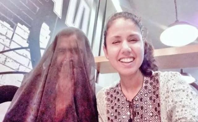 जब शौहर को बुर्का पहनाकर डिनर पर ले गई पाकिस्तानी महिला