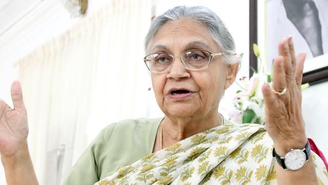 शीला दीक्षित के चुनाव लड़ने पर संशय कायम