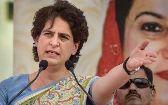 BJP सरकार क्यों आम जनता की जेब काटने में लगी है?: प्रियंका गांधी