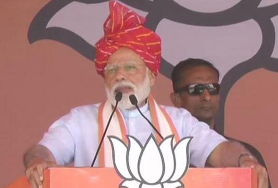 मुझे मौत का सौदागर कहने वाली कांग्रेस कहती है प्रेम की बातः PM मोदी