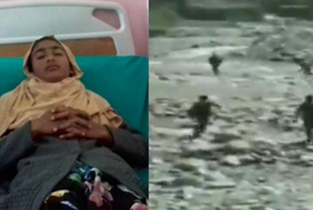 14 साल की बच्ची को बचाने के लिए नदी में कूदे CRPF जवान