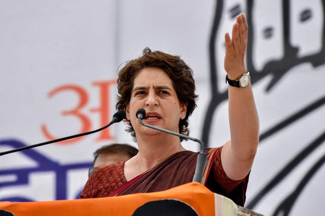 उन्नाव रेप केस: BJP किसका इंतजार कर रही हैं? MLA को पार्टी से क्यों नहीं निकाला- प्रियंका