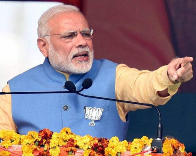 कांग्रेस की गुजरात से दुश्मनी, जीते तो करेंगे बरबाद: मोदी