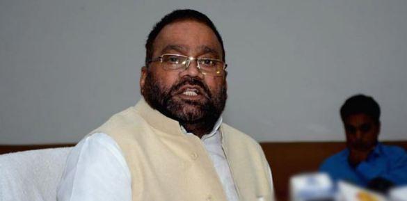 BJP नेता स्वामी प्रसाद मौर्या का करीबी मन्दिर में शिवलिंग तुड़वाने का आरोपी