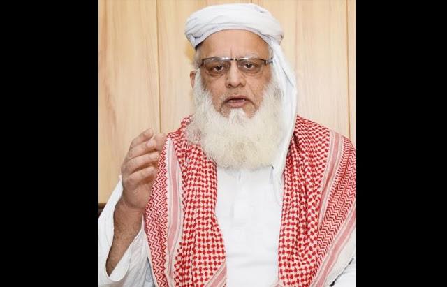 कश्मीर की बहु-बेटियों के प्रति खट्टर का बयान निंदनीय : शाही इमाम