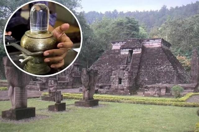 मुस्लिम देश में मौजूद है 1000 ईसा पूर्व का समुद्र मंथन से निकला अमृत कलश!