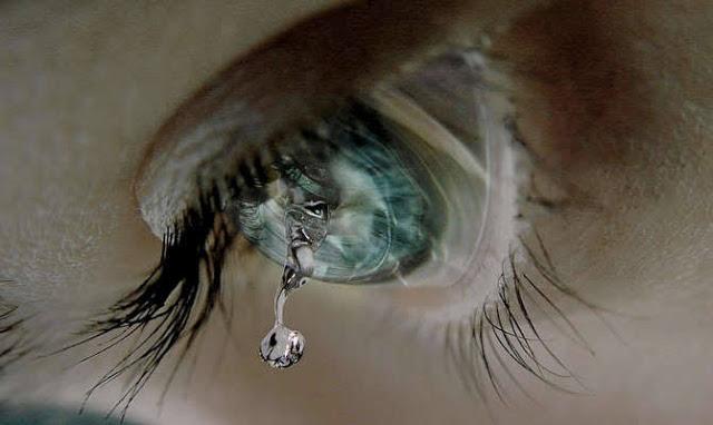 इसलिए नमकीन होता है आंखों से निकलने वाला आंसू...