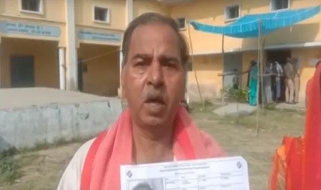 कैराना में दलित को नहीं डालने दिया वोट