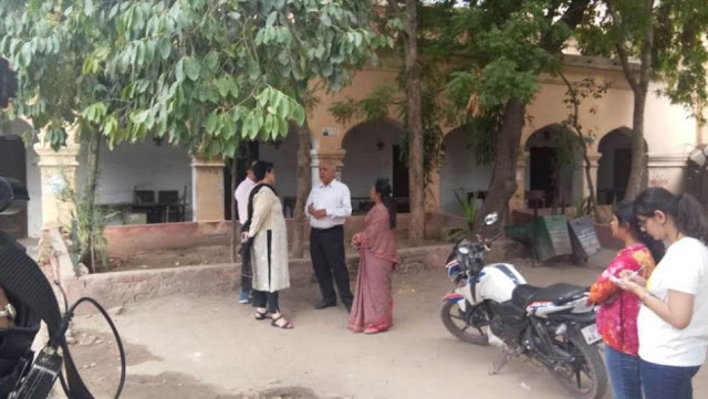 दरवेश यादव हत्याकांड: महिला आयोग अध्यक्ष ने किया घटना स्थल का दौरा