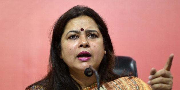 मीनाक्षी लेखी ने राहुल के खिलाफ अवमानना याचिका दाखिल की
