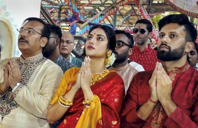 पूजा भी करुंगी और नाम भी नहीं बदलूंगी: नुसरत