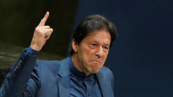 मोदी ने कश्मीर पर 'अपना आखिरी कार्ड खेला', जनता कभी इसे मंजूर नहीं करेगी: इमरान खान
