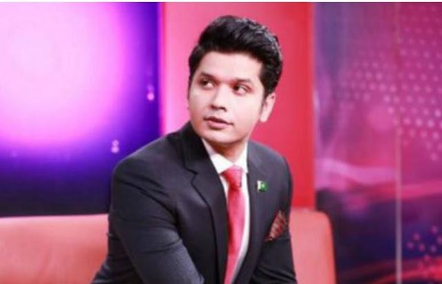 पाकिस्तानी न्यूज़ चैनल के एंकर की गोली मारकर हत्या