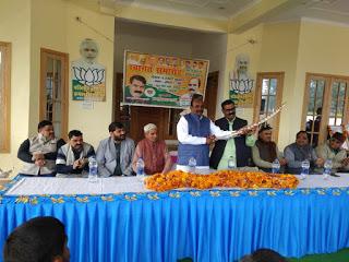 BJP के सामने नहीं टिक पाएगा सपा-बसपा गठबंधनः सूर्यप्रकाश