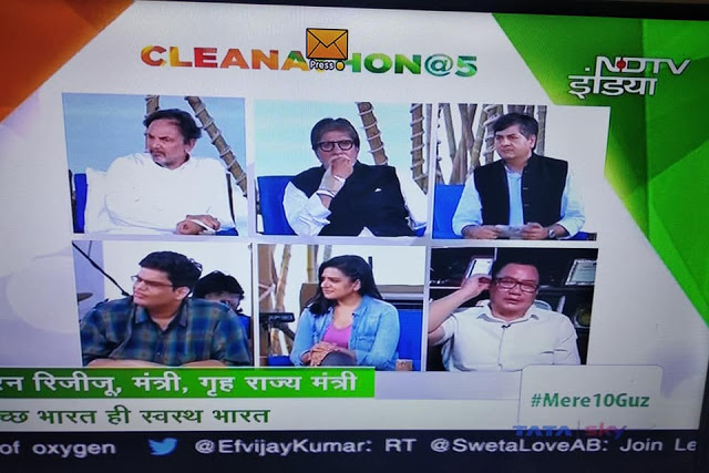 चैनल की इस दलाली के विरोध में रवीश कुमार आज अपना इस्तीफा क्यों नहीं दे देते?
