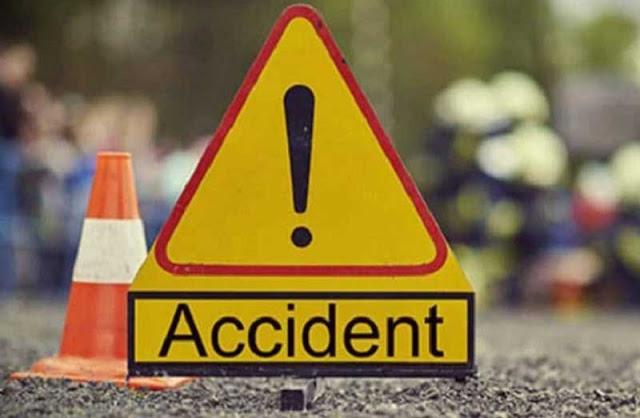 तेज रफ्तार कार की ठोकर से बाइक सवार दंपत्ति घायल, रिपोर्ट दर्ज