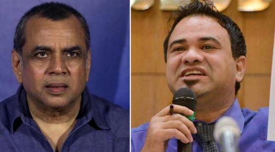 परेश रावल ने डॉ कफील खान से मांगी माफ़ी