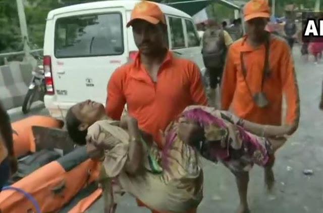 बिहार में बाढ़ का तांडव, अब तक 40 लोगों की मौत