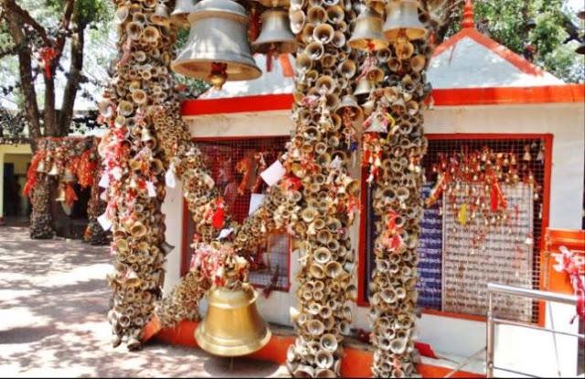 इस मंदिर में न्याय करने के लिए बांधी जाती हैं 'घंटियां'