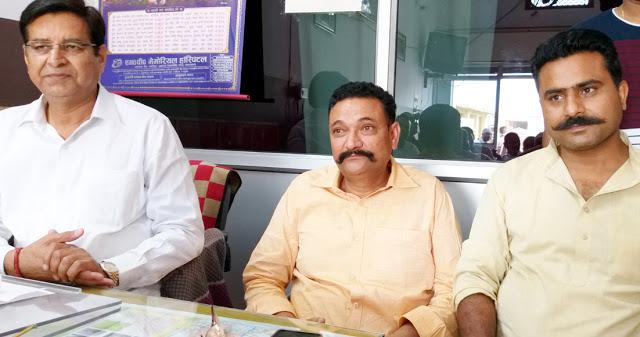 राफेल मामले में जांच से क्यो घबरा रहे है मोदी: कांग्रेस प्रदेशाध्यक्ष प्रीतम सिंह