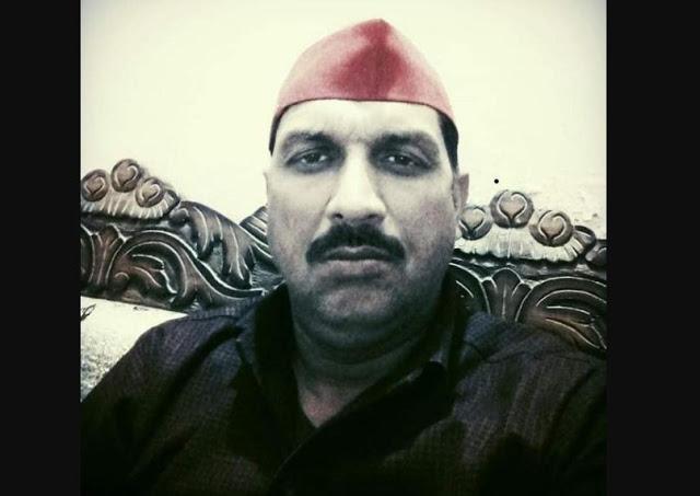 सपा नेता की सरेआम गोली मारकर हत्या