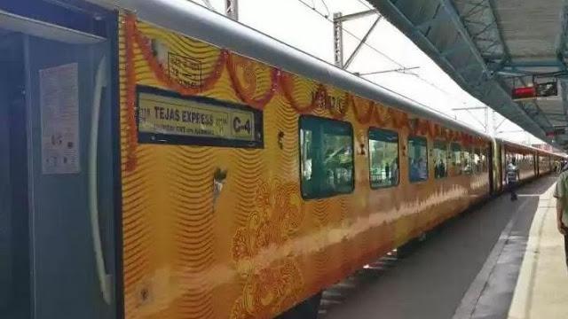UP में चलेगी निजी ट्रेन, योगी आदित्यनाथ दिखायेगे झंडी