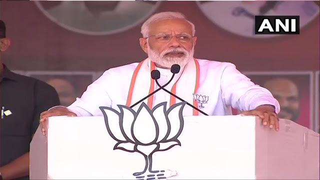 'नामदार' को उसके साथी ही प्रधानमंत्री उम्मीदवार नहीं मानते : PM मोदी