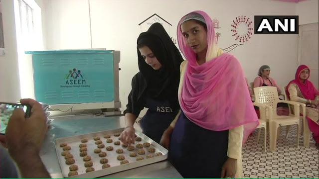 कश्मीर में महिलाओं को रोजगार प्रदान करने के लिए सेना की खास पहल...