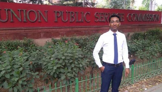 किसान के बेटे को पहले प्रयास में UPSC में मिली कामयाबी...