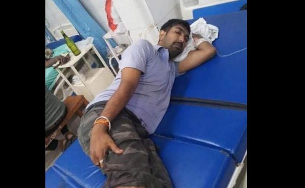 पुलिस ने दबोचा 25 हज़ार का इनामी बदमाश