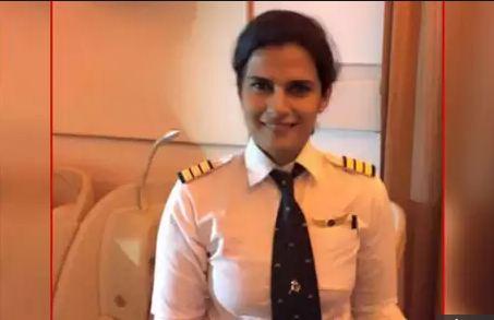 पारुल शेखावत ने थामी बोइंग 777 विमान की कमान...