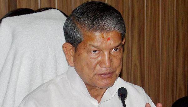 राहुल के इस्तीफे के बाद हरीश रावत ने भी दिया इस्तीफा