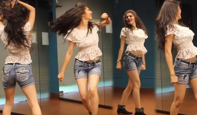 इस लड़की का डांस देख आप भी बन जाएंगे फैन...