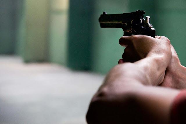 मां-बाप, पत्नी और बेटे को मारी गोली