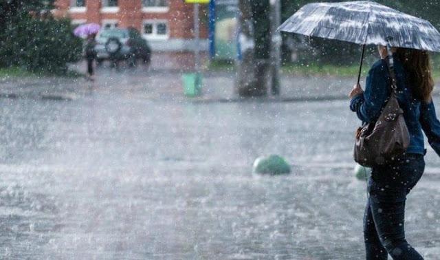 कई राज्यों में आंधी के साथ भारी बारिश की संभावना