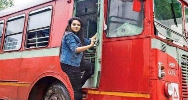 प्रतीक्षा दास बनीं पहली महिला बस ड्राइवर...