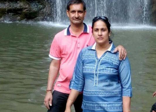 पति ने पहले पत्नी को मारी गोली, फिर खुद भी किया सुसाइड