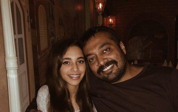 बेटी को रेप की धमकी मिलने पर अनुराग कश्यप ने कराई एफआईआर