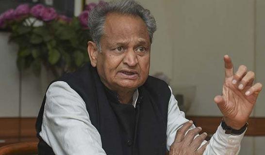 BJP का RSS में विलय हो जाना चाहिए: अशोक गहलोत